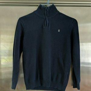 Izod boys Navy sweater